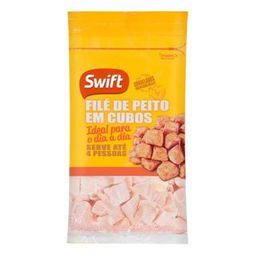 Swift Filé de Peito Em Cubos