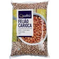 Feijao Carioca Tipo 1 Pacote
