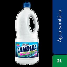 Super Candida Água Sanitária