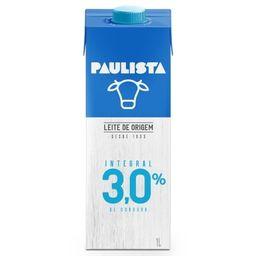 Paulista Leite Longa Vida Integral
