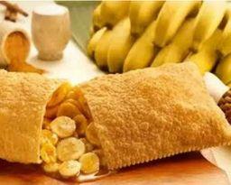 Pastel De Banana
