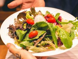Meia Salada Verde