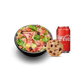 Combo Salada B.M.T. Italiano