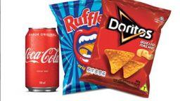 Bebida + Chips