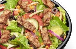 Salada Steak Churrasco