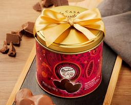 Mini Palmier coberto de chocolate