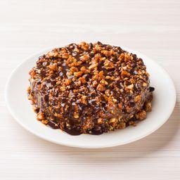 Mini Torta de Brigadeiro com Crocante de Castanha - 600g