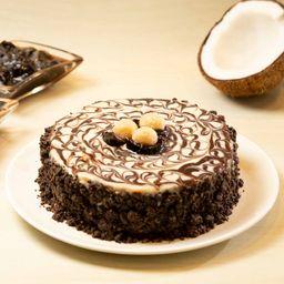 Torta Média de Delícia de Ameixa com Cocada - 1,3kg