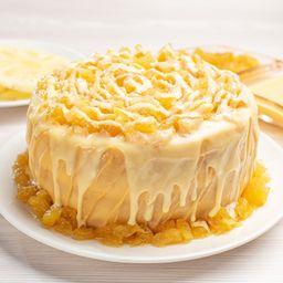 Torta de Delícia de Abacaxi - 2kg