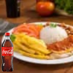 Combo 2 Filé de Frango a Milanesa + Coca Cola