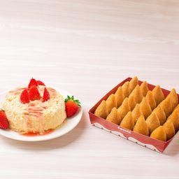 Kit Baby Morango Sweets