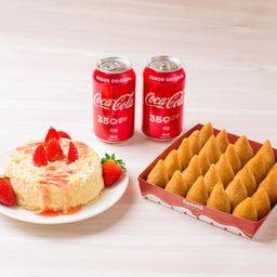 Kit Baby Morango Refri Sweets