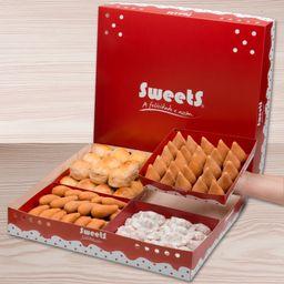 Kit Festa 100 Delícias Sweets