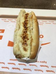 Hot Dog Cheese Bacon & Corn