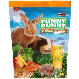 Funny Bunny Funny Bunny Ração Delícias Da Horta