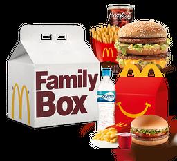 Family BOX para 2 Pessoas