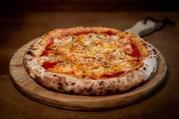 Combo Pizza de Mussarela Individual + Bebida