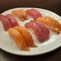 Niguiri-Zushi Salmão Atum 12 Peças