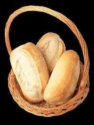 Pão Francês - 6 Unidades