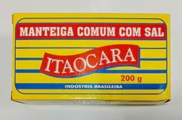 Manteiga Itaocara - 200g