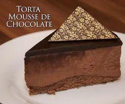 Torta Mousse de Chocolate - 210g