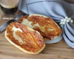 Pão Francês na Chapa com Manteiga