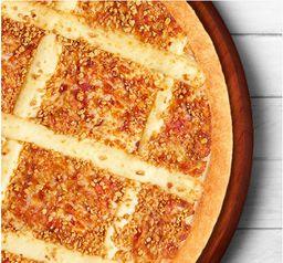 Pizza Dois Queijos Garlic Individual