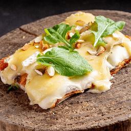Pizza de Brie