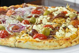 Pizzas Meio a Meio