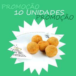 Bolinha de queijo 10 uni - 38904