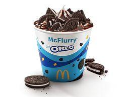 Mcflurry Oreo Chocolate