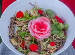 Bowl de Cogumelos com Palmito