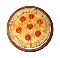 Pizza de Mussarela Grande + Guaraná Antárctica 2L