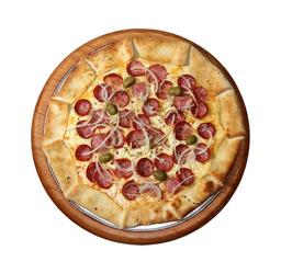 Pizza Calabresa Grande + Guaraná Antárctica 2L