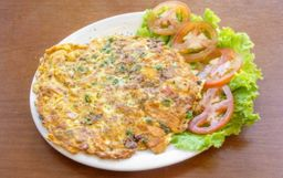 Omelete big tri