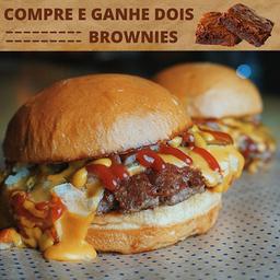 Combo Duplo Guarita Brownie