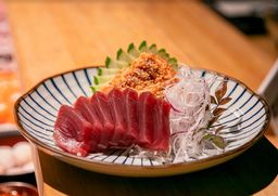Sashimi de Atum - 6 Fatias