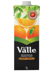 Del Valle Laranja Mais 1L
