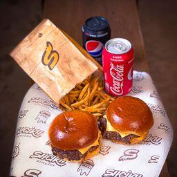 Combo 2 X-Burger