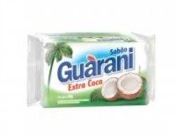 Sabao guarani extra coco em barra 200g