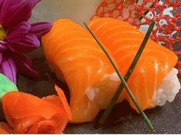 Dupla Sushi Salmão