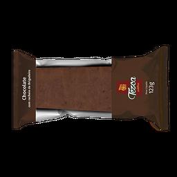 Paleta de Chocolate com Brigadeiro