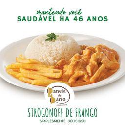 Strogonoff de Frango Executivo