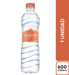 Agua Mineral Bonafont S/Gas 500ml