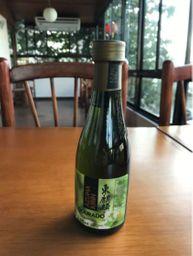 Mini Sake Dourado Azuma Kirin 175 ml