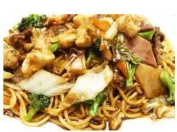 Macarrao chop suey - serve 02 pessoas