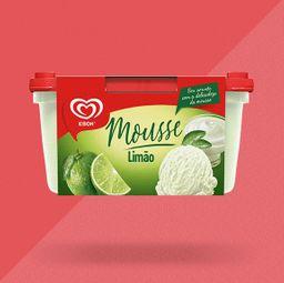 Pote Kibon Mousse Limão 1,3L