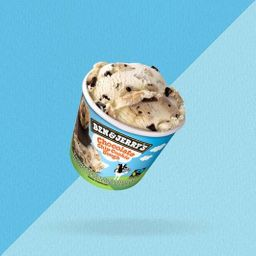 Ben & Jerry's Chocolate Chip Cookie Dough 120ml