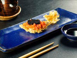 Shisso shake (salmão)