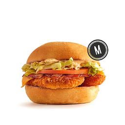 Cheese Chicken Crispy Bacon M